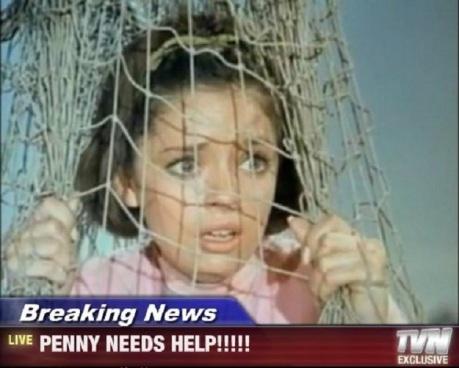 PENNY NEEDS HELP